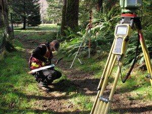 hoover land surveying