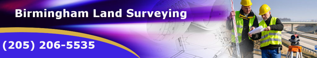 Hoover Land Surveying Header